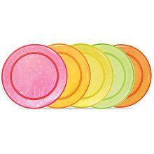 Munchkin BPA Free Multi Plates - 5-Pack
