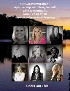 The Ministry Annual Women's Retreat ~ You're Invited! Ministry, Bible, God, Movie Posters, Women, Biblia, Dios, Film Poster, Praise God