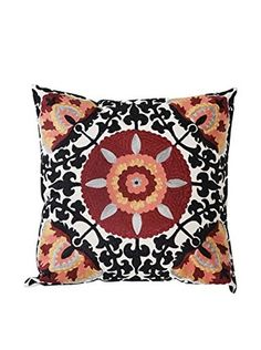 "Hayworth Pillow, Multi, 20"" x 20"""