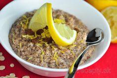 Fitness raňajky s vysokým obsahom bielkovín Granola, Tahini, Tofu, Smoothie, Oatmeal, Grains, Cheesecake, Rice, Healthy Recipes