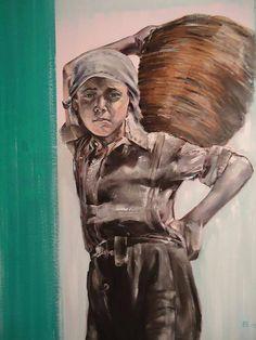 ΕΙΡΗΝΗ ΒΟΓΙΑΤΖΗ Greece Painting, Conceptual Art, Irene, Painters, New Art, Printmaking, Sculpture, Places, Photography