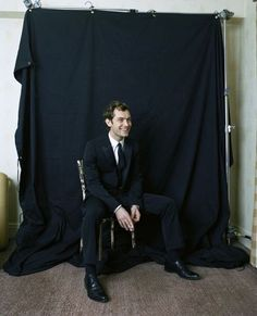 Jude Law for British Vogue in the Dorchester Hotel in London upstairs from the BAFTAS dinner. Harvey Weinstein was the next portrait following Jude.  Hugh StewartImage by @hughstewartgallery via Canon on Instagram - #photographer #photography #photo #instapic #instagram #photofreak #photolover #nikon #canon #leica #hasselblad #polaroid #shutterbug #camera #dslr #visualarts #inspiration #artistic #creative #creativity