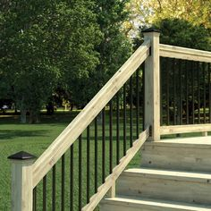 Best Versarail Stair Railing Outdoor Living And Aluminum 640 x 480