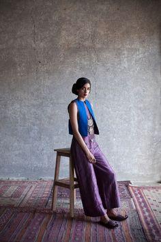 Payal Khandwala rethinks festive dressing | Vogue India | Cat:- Vogue Loves | Author : - Rujuta Vaidya | Type:- Article | Publish Date:- 09-29-2015