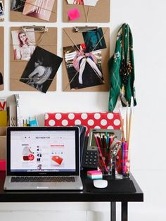 Why it's actually awesome to have a messy desk! (photos by Erin Yamagata)