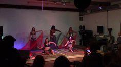 Yallah Mariah - Veil/Floor/ Drum at the Art House in Kent, OH