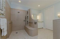 Covington Row Bathroom - beach style - bathroom - tampa - Nichole Claprood w/ Reed Design Build LLC