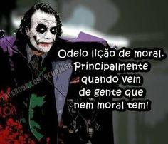 134 Melhores Imagens De Coringa Joker Quotes Truths E Poems