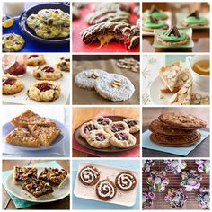 One refrigerated dough can create a dozen different fun and festive cookies!