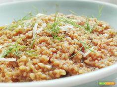 Burghul speziato al peperone rosso e pomodori  #ricette #food #recipes