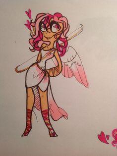 Cupid by Clara Mc