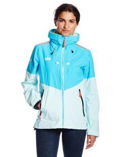 #Helly Hansen #Crew Coastal #Jacket, Ice Blue