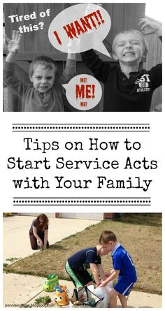 How Do I Start Serving with My Family? - Pennies Of Time: Teaching Kids to Serve