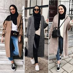 Mixing and matching hijabi outfits – Just Trendy Girls
