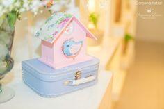 Little Birds Pink and Blue Party via Kara's Party Ideas | Kara'sPartyIdeas.com #little #birds #pink #and #blue #party #ideas #supplies (11)