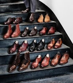 shoes and boots for gentlemen - Nice n Clean