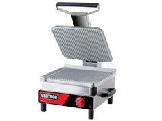 Sanduicheira Elétrica Simples Inox 2500W - Croydon Quente Elétrica SASE-2 com as melhores condições você encontra no Magazine…
