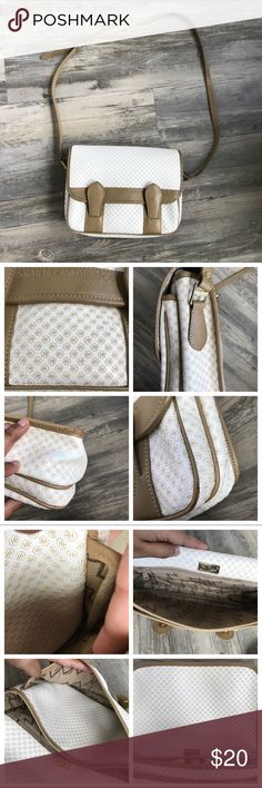⬇️$15 Hebe Vintage Crossbody/Messager Bag This bag feels really nice but it does have some flaws. Some the HB logos are faded on the bottom of the bag, has some maybe denim stains. The inside of the bag has some staining, very little though. Just make sure to look at all the pictures if your sure on purchasing this bag. From the out side the bag it looks really nice! Hebe Bags Crossbody Bags