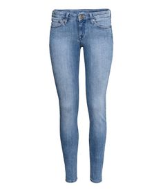 Super Skinny Low Jeans   Product Detail   H&M