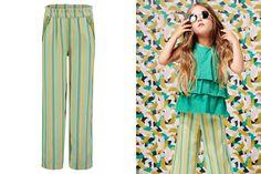 #NOP Pants! #Stripes #Kids #Fashion #Girls Kids Fashion, Pajama Pants, Pajamas, Stripes, Girls, Design, Style, Fashion Styles, Sleep Pants