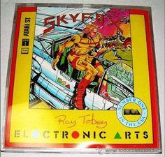 Skyfox [Dynamix] [Electronic Arts] [1986] [ATARI ST]