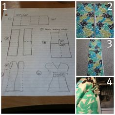 DIY Empire-waist Tunic from Dragonfly Designs...soooo gonna try and make a couple of these for the last couple of months of pregnancy