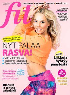 Fit 1-2/2015 I Kannessa Else Lautala I Kuva Mika Pollari I www.fit.fi
