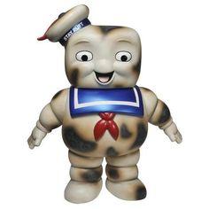 """Edizione limitata! Statuetta decorativa """"Marshmallow Man"""" di Ghostbusters."""