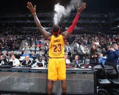 Cleveland Cavaliers v Brooklyn Nets People Photo - 25 x 20 cm
