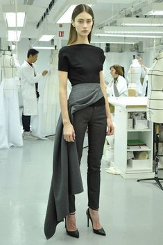 with a nod to the past, Dior Pre-Fall 2013 - Slideshow - Runway, Fashion Week, Reviews and Slideshows - WWD.com #runwayfashion,
