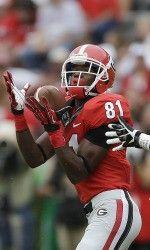 Georgia Football: Bulldog's Reggie Davis Named SEC Freshman Player Of The Week