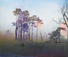 Elizabeth Magill (Irish, b. 1959), Heartland, 2006-07. Oil on canvas, 60 x 72 in.