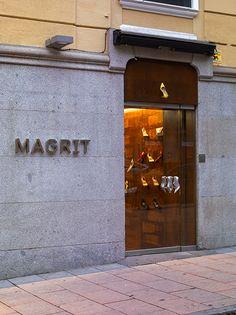 #MAGRIT SHOP MADRID C/JOSÉ ORTEGA Y GASSET 19 MADRID