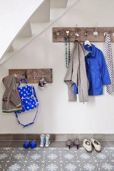 Antic&Chic. Decoración Vintage y Eco Chic: [Get the look] Cómo decorar el recibidor de tu hogar