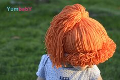 Cabbage Patch Hat Halloween Costume Children Toddler by YumbabY