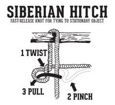 A fast hitch that releases even faster.