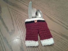 Knitting Pattern For Cutlery Holders : 1000+ images about Dec 2014 meeting on Pinterest ...
