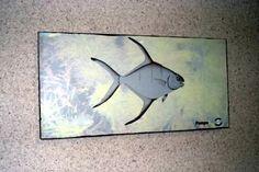 placa decorativa 28x14cm * pampo * img art