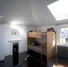 #kids, #Bedroom Loft Room, Bunk Beds, Kids Bedroom, Bedrooms, Room Ideas, Furniture, Home Decor, Decoration Home, Loft Beds