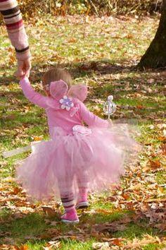 Tooth fairy costume