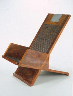 Chair by Pierre LEGRAIN ca. 1925