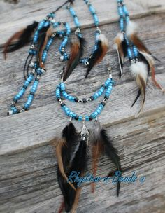Feathers n' Flair Mane & Tail Bling for horses, by rhythm-n-beads.com www.facebook.com/rhythmbeads