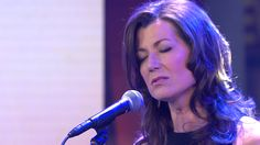 """With a three-decade career under her belt and six Grammy wins, singer Amy Grant performs her new song """"Welcome Yourself,"""" proceeds from which will benefit breast cancer research. Amy Grant, Vince Gill, Today Show, News Songs, Picture Video, Singer, Music, Ears, Lyrics"""