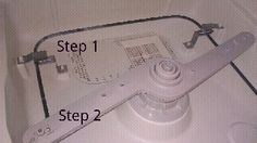 DIY Dishwasher Tune up.  Dont buy a new dishwasher!  Four easy steps that will get your dishwasher really cleaning again....NEED TO DO THIS!!!!
