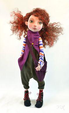 Muñecas, Dolls, art dolls, diseño de muñecas, creación de muñecas, muñecas hechas a mano, Artist of dolls, muñecas de arte, dolls of art