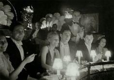 1930 Arizona night club Budapest