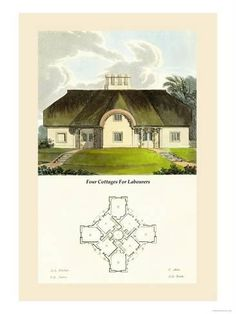 ""\""""Series: Rural Residential Design Artist: J. Papworth Period: Source country: Britain Source Year: 1832 Painting Images for the Design and Decor of a Country Home, Manor or Cottage especially in C Building Plans, Building A House, Vintage House Plans, Unique House Plans, Décor Antique, Country House Interior, Hobbit House Interior, Country Homes, Second Empire""236|314|?|en|2|9e61cb3ca8657ba5de4a5abf9d4604e6|False|UNLIKELY|0.2859480679035187