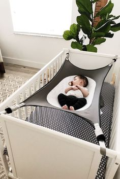 Crescent Womb Infant Safety Bed The best safe sleep option for your baby! The post Crescent Womb Infant Safety Bed appeared first on Zimmer ideen. Baby Bedroom, Baby Room Decor, Nursery Room, Babies Nursery, Baby Nursery Ideas For Girl, Bed For Baby, Baby Boy Nursey, Rh Baby, Baby Nursery Diy