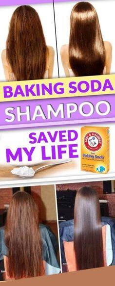 Did you know that baking soda is an incredibly easy way to clean your hair? Yep, the rumors are true. What shocked me even more than the fact that this actually works is how much better my hair