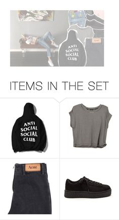 """;; I need a friend or friends!"" by traqdoor ❤ liked on Polyvore featuring art"